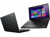 Lenovo ThinkPad Laptop - 15inch - Windows 10 - Core i3 HDMI USB 3.0
