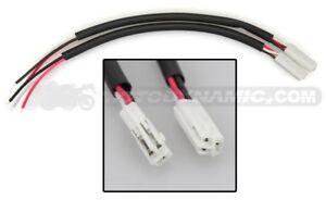 Honda Turn Signal Connector Wire Harness CBR600RR CBR1000RR OEM 3-Wire