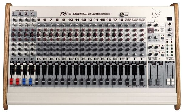 Peavey S24 Sanctuary S Series pro with Auto-mix automated Mixing / effects
