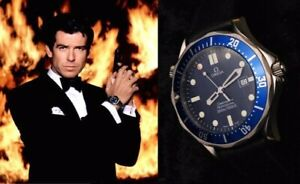 OMEGA Seamaster Diver 300M Professional Watch - James Bond 007