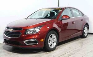 2016 CHEVROLET CRUZE 2LT CUIR+TOIT+MAG+0.9% TAUX