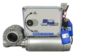 Boat Lift Motors & Wireless Remote FREE SHIP