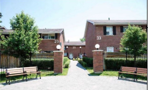 Newly Renovated & Spacious 3 Bedroom Townhouse!