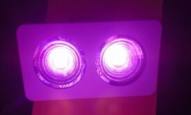 Roleadro COB LED 400w Grow Light, Full Spectrum, for Indoor Plants. Excellent Condition.
