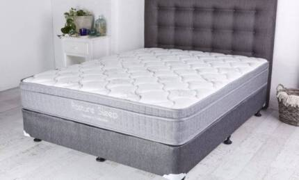 WHY BUY IMPORT BEDFRAME BUY AUST MADE BASE & MATCHING BEDHEAD
