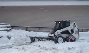 Bobcat services/ snow removal