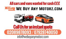 Sell My Car ❗️Cars Wanted ❗️Scrap My Car❗️