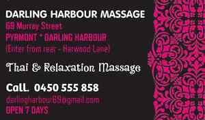 Darling Harbour Massage Pyrmont Inner Sydney Preview