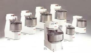European Heavy-Duty Spiral Dough Mixer .*RESTAURANT EQUIPMENT PARTS SMALLWARES HOODS AND MORE*
