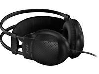 AKG K44 Studio Headphones. Opened but Unused. Boxed.