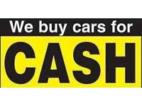 Cars Bought For Cash - NO SCRAP SORRY - BMW - Audi - Mercedes
