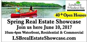 Real Estate Showcase June 10th  + 40 open houses