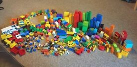 Huge collection of Lego duplo
