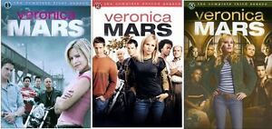 L/F Veronica Mars Seasons 1-3 + Movie