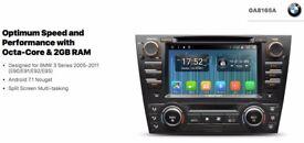 Eonon GA8165A BMW E90/E91/E92/E93 Android 7.1 Octa-Core 2GB RAM GPS Multimedia DVD 32GB ROM 26GB App