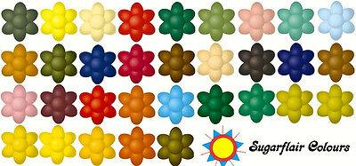 concentr sugarflair spectral colorant alimentaire pte gel 50colours 25g vrac acheter - Acheter Colorant Alimentaire
