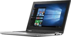 DELL INSPIRON 15 '' TouchScreen  serie 7000 (7558 / P55F) Convertible X360 Intel i5 -5200 8GB 1TB,MC OFFICE  PRO 2016