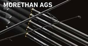 Daiwa Morethan Spinning Rods 86LLX-W (sold), 92L-W, AGS 92L Petersham Marrickville Area Preview