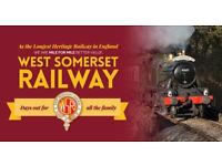 West Somerset Railway PLC - Shares