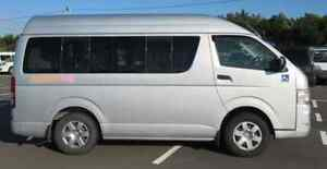 2005 Toyota Hiace Welcab, wheelchair van, 8 seater Shannon Brook Richmond Valley Preview