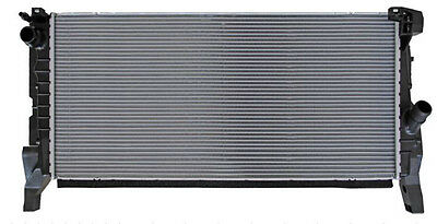 TYC 13544 Radiator Assy for Mini Cooper 2.0L Turbo Hardtop HB 2014-2016 Models