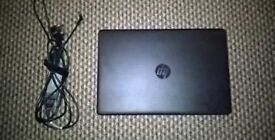 HP 15.6 Inch Intel Celeron 4GB 1TB Laptop - Black