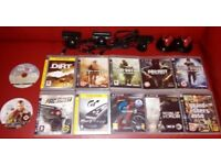 Ps3 games bundle for sale in liverpool