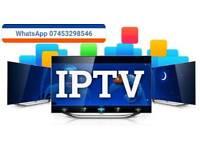 IPTV AMAZON FIRE TV LCD TV works on smart tv plasma ps4 iPad iPhone Samsung swap