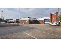 Workshops, light industrial, warehousing and storage to rent in M17