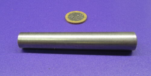 """Steel Taper Pins No. 9 .591 Large End x .518 Small End x 3 1/2"""" Long, 5 Pcs"""