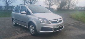 24/7 Trade Sales Ni Trade Prices For The Public 2006 Vauxhall Zafira 1