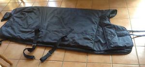 SHEDROW WINTER BLANKET, LIKE NEW (Size 78)
