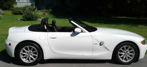 2004 BMW Z4 - 72,000 Miles. Beautifully cared for...manual