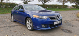 2008 HONDA Accord 2.2 DIESEL DTEC MOTED TO MAY 2021 POSSIBLE PART EXCH