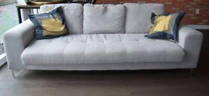 Nice and cozy 3 seater couch - Negotiable