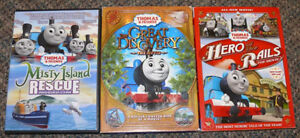 Large Thomas the Train DVD lot as shown London Ontario image 5