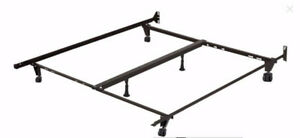 Queen Heavy Duty Metal Frame