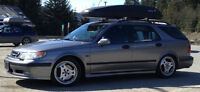 2001 Saab 9-5 Aero Wagon 5-Speed in Great Shape