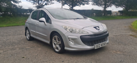 24/7 Trade sales Ni Trade Prices For The Public 2008 Peugeot 308 1.6 H