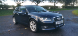 2010 AUDI A3 2.0 TDI SPORT ONLY £30 PER YEAR ROAD TAX POSSIBLE PART EX
