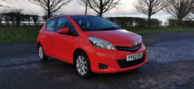 24/7 Trade Sales Ni Trade Prices For The Public 2012 Toyota Yaris 1.3