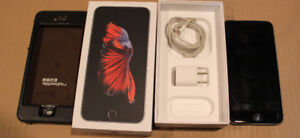 Apple iPhone 6s Plus + Bell Virgin 16GB Space Grey GODERICH
