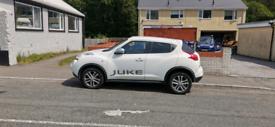 Nissan juke 2012 1.5 dci teckna 99000 miles MOT untill may 2022