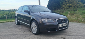 2008 AUDI A3 1.6 SPECIAL EDITION MOTED TO NOVEMBER POSSIBLE PART EX