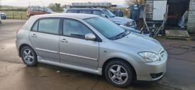 2005 Toyota Corolla 1.4