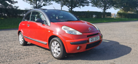 2006 CITROEN C3 PURELL 1.4 PETROL CONVERTIBLE POSSIBLE PART EXCHANGE