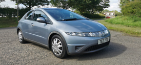 2008 HONDA CIVIC 1.4 PETROL AUTOMATIC POSSIBLE PART EXCHANGE