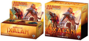 MTG Magic The Gathering Rivals of Ixalan Now Available