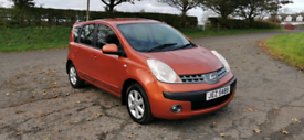 24/7 Trade Sales Ni Trade Prices For The Public 2006 Nissan Note 1.6 S