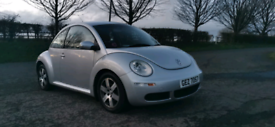 2006 VOLKSWAGEN BEETLE 1.6 LUNA MOTED TODAY FOR A FULL YEAR